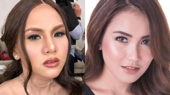 Evelyn di-Makeover Ivan Gunawan, Mirip Ayu Ting Ting?