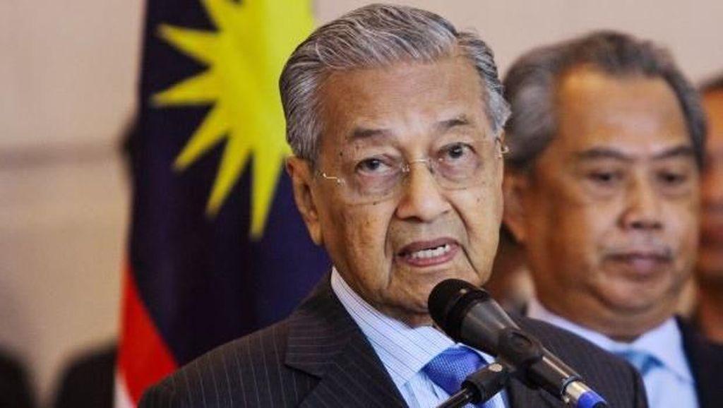Ini Megaproyek Pinjaman China yang Dibatalkan Mahathir Mohamad