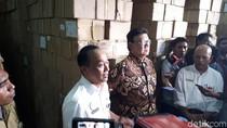 Mendagri Cek Gudang Tempat Penyimpanan e-KTP Tercecer di Bogor