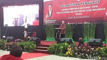 PKPI Lantik Pengurus Periode 2018-2024