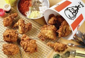 KFC Inggris Persiapkan Menu Lebih Sehat di Tahun 2020