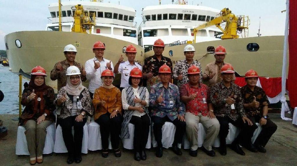 Perlancar Distribusi, Kementan Operasikan 6 Kapal Khusus Ternak