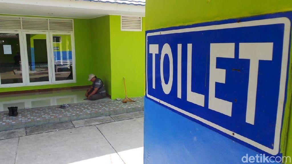 Semua Toilet di Rest Area Tol Jasa Marga Gratis untuk Mudik