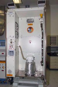 Toilet di Stasiun Luar Angkasa Internasional (ISS)