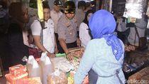 Sidak, Tim Satgas Pangan Probolinggo Temukan Penjual Bleng