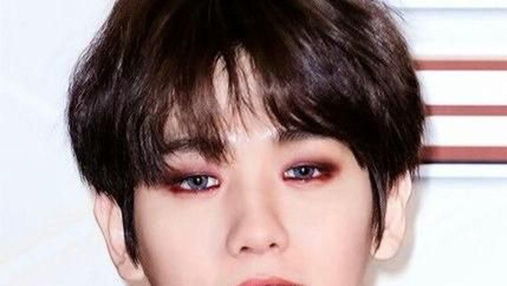 Tiru Makeup Baekhyun EXO Selama Seminggu, Wanita Ini Kelelahan