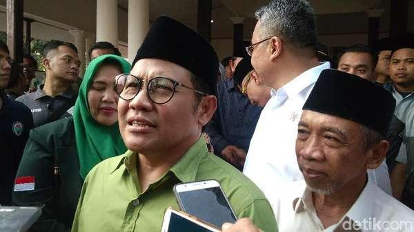TGB Dukung Jokowi, Cak Imin: Bagus