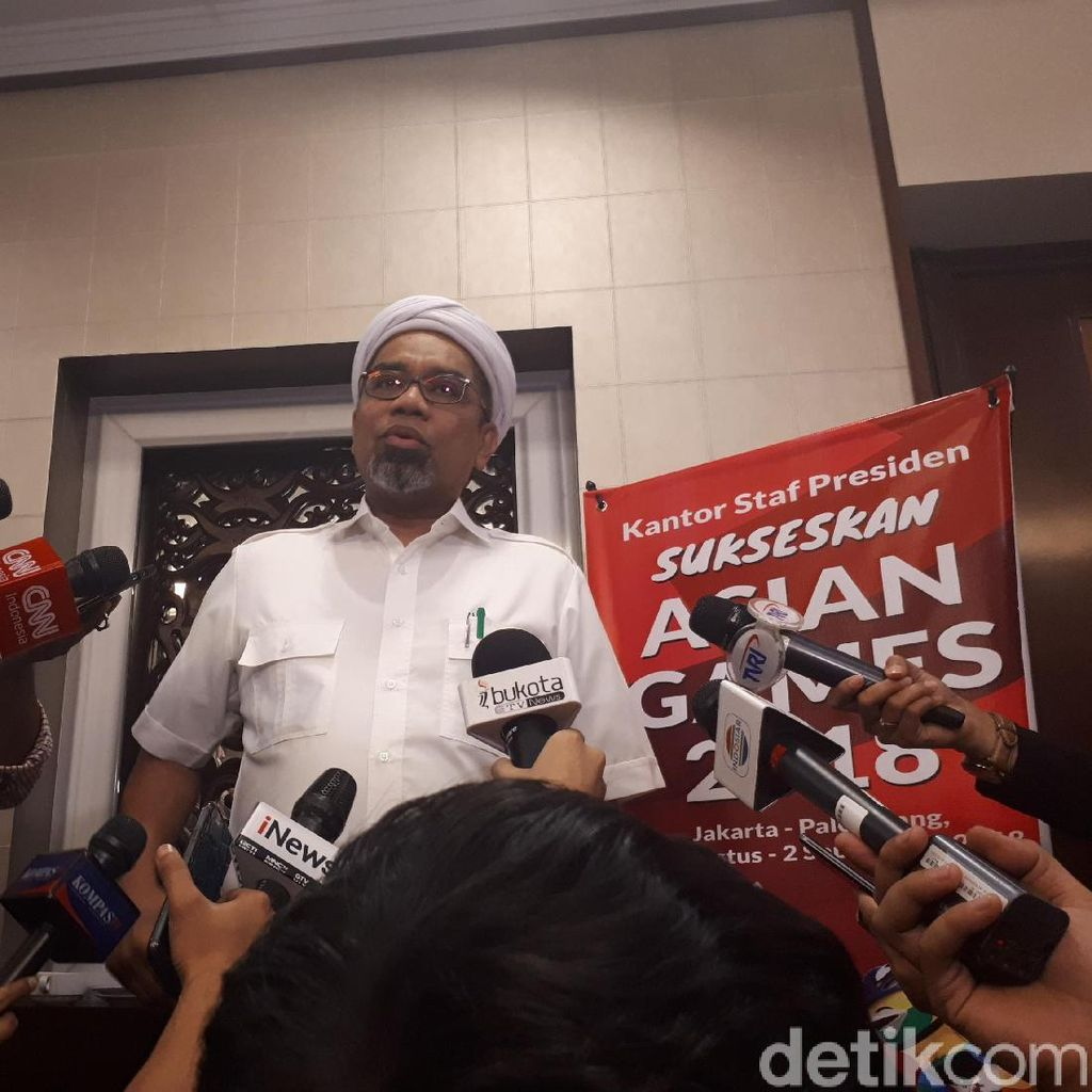 Istana Tanggapi SBY Soal Aparat Tak Netral: Jangan Jadi Pengadilan
