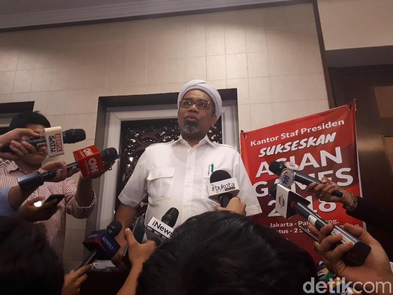 Istana: Jokowi Sangat Tulus dan Terbuka Bertemu Amien Rais