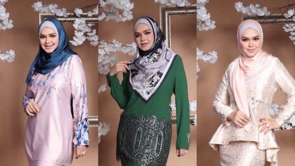Foto: Penampilan Terkini Siti Nurhaliza yang Sudah Langsing Pascamelahirkan