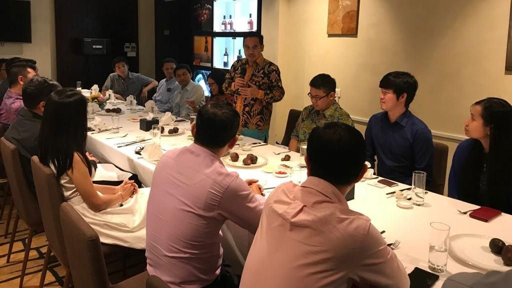 Dubes RI Untuk Kamboja Ajak Pengusaha Tingkatkan Kerja Sama Ekonomi