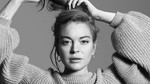 Lindsay Lohan Menangis