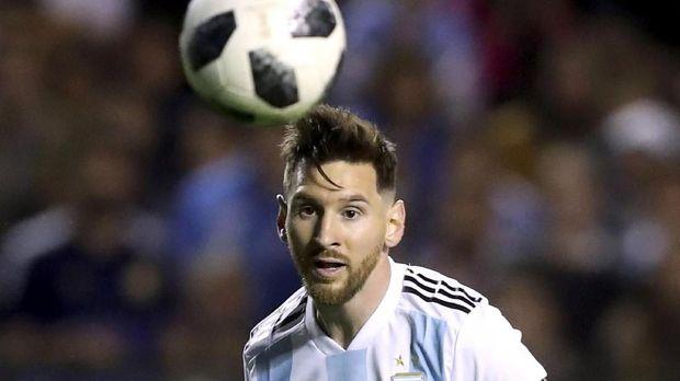 Lionel Messi menjadi pemain tersubur di liga-liga Eropa musim lalu.
