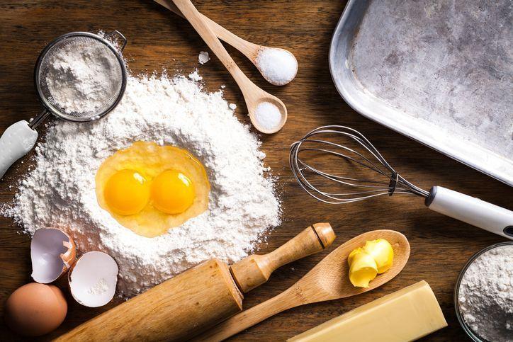bahan dan alat pembuatan kue
