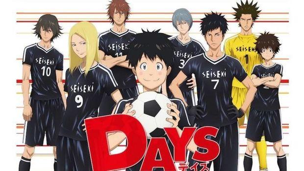 Tak Hanya 'Captain Tsubasa', Ini 10 Anime Sepakbola Terbaik