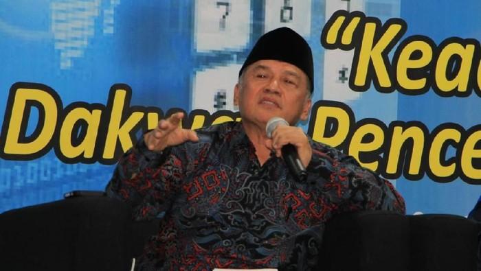 Ketua PP Muhammadiyah Dadang Kahmad (Dok. Muhammadiyah)