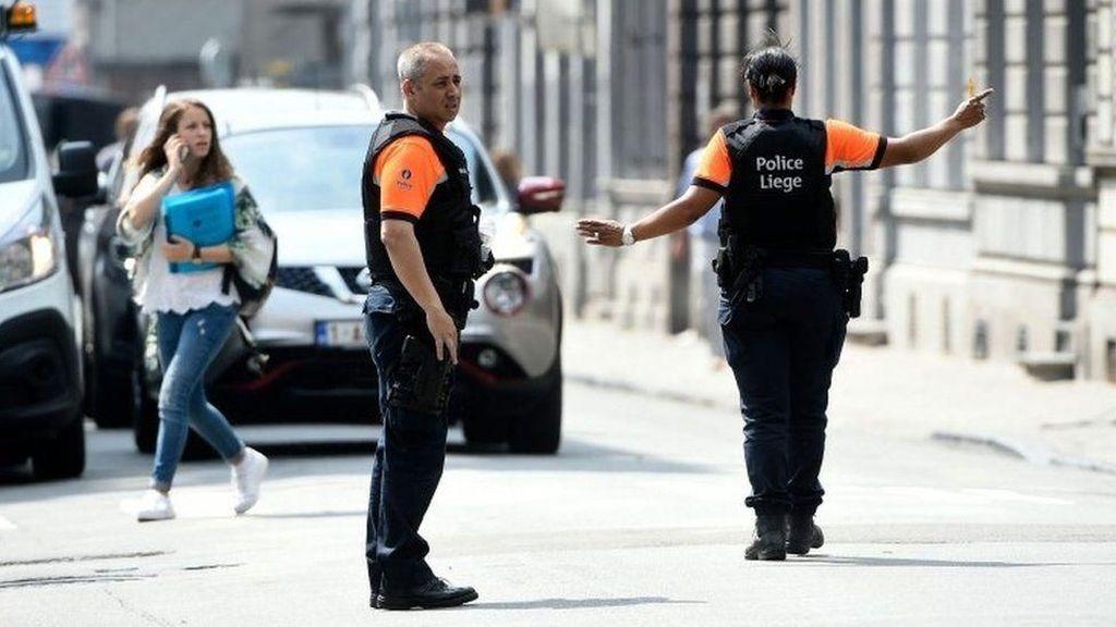 ISIS Klaim Dalangi Serangan di Belgia yang Tembak Mati 2 Polisi