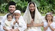 Pernah Pusing soal Keyakinan, Indah Kalalo Pelan-pelan Ajarkan Agama ke Anak