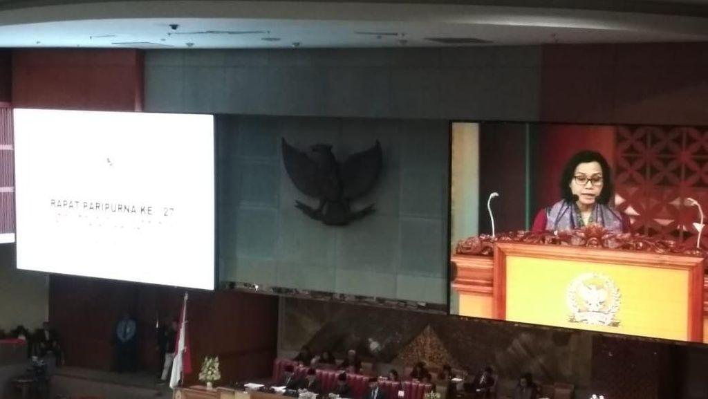 Sri Mulyani Terima Kritik DPR soal Kerangka APBN 2019