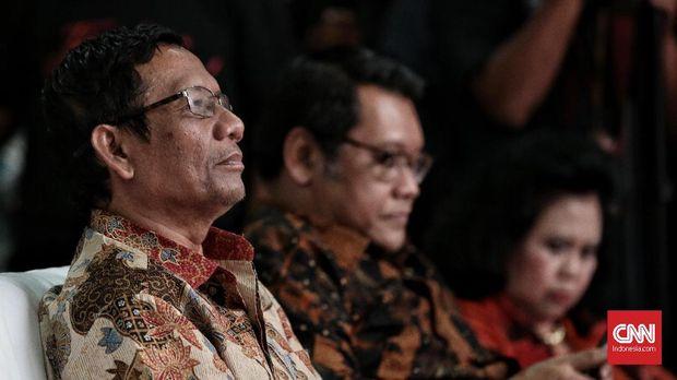 Tabir Rahasia Cawapres Jokowi