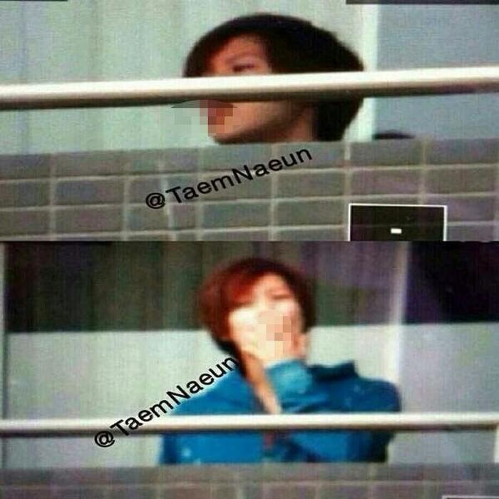 Ada lagi anggota SHINee yang tertangkap kamera sedang merokok, yaitu Taemin pada tahun 2014. Beritanya menjadi viral dan menimbulkan kekecawaan penggemarnya. Foto: Koreaboo
