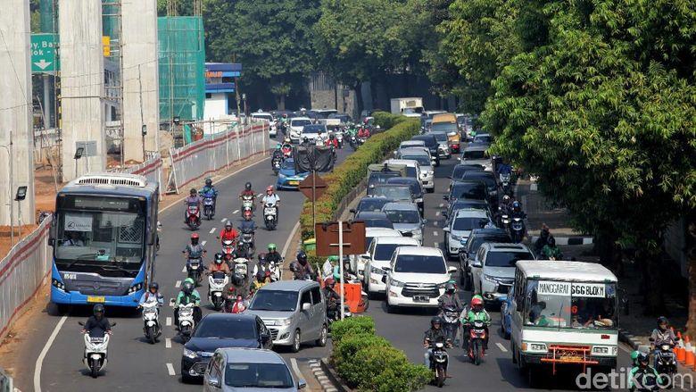 Hari Ini, Ganjil Genap Meluas di Jakarta