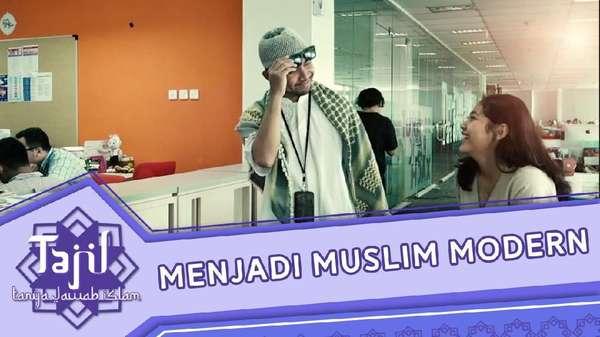 Menjadi Muslim Zaman Now