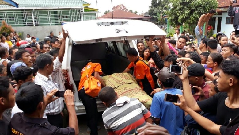 Polisi Tangkap Pembunuh Mahasiswi di Gereja di Sumut