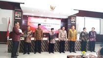 BPK Beri 17 Kabupaten/Kota di Jatim Predikat WTP dan WDP