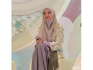 Jenis Jilbab yang Dihindari Zaskia Sungkar