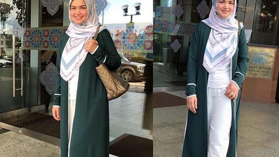 Siti Nurhaliza yang Semakin Memukau Pasca Melahirkan