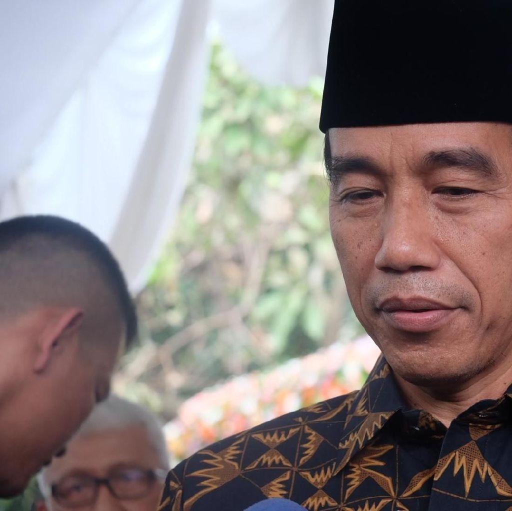 Jokowi Pastikan Korban Tenggelamnya KM Sinar Bangun Dapat Santunan