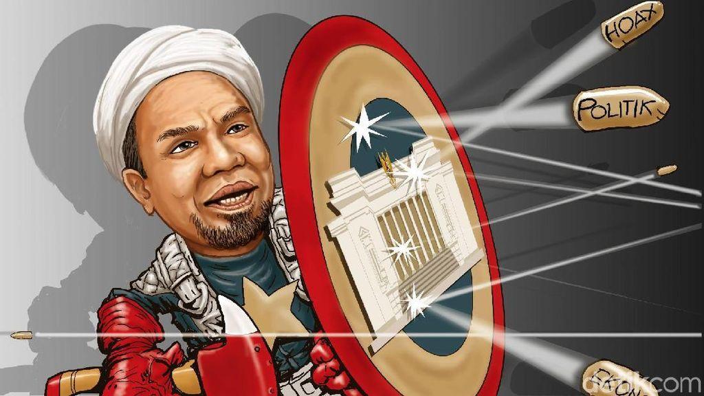Ngabalin, Dulu Corong Prabowo, Kini Tameng Jokowi