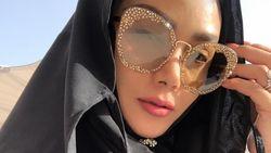 Krisdayanti Berbagi Cerita Umrah di Bulan Ramadan