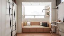 Nggak Nyangka, Rumah Tipe 21 Bisa Didesain Jadi Seindah Ini