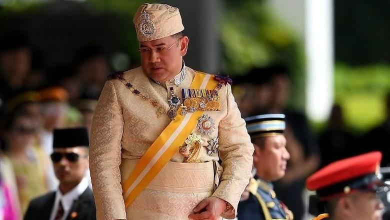 Raja Malaysia Lengser Usai Nikahi Model, Penggantinya Dipilih 24 Januari