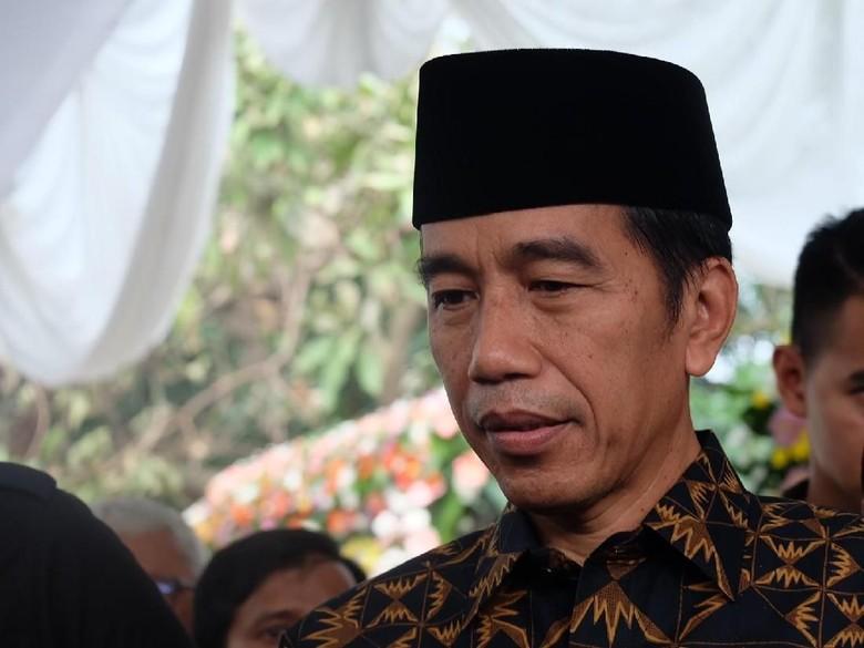 Jokowi Segera Bertemu KPK Bahas RKUHP