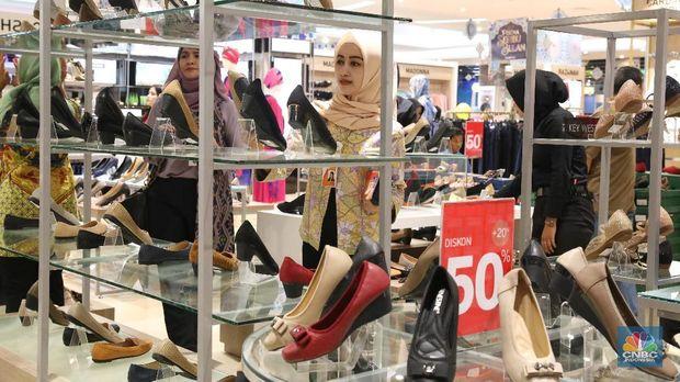 Gelar Diskon Kemerdekaan, Pengunjung Mall Naik 40%