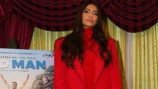 Pesona Sonam Kapoor, Aktris Bollywood dengan Bayaran Tertinggi