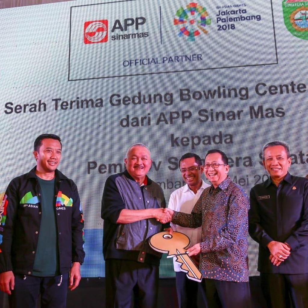 Menpora Kantongi Potensi Medali Emas Indonesia di Asian Games 2018