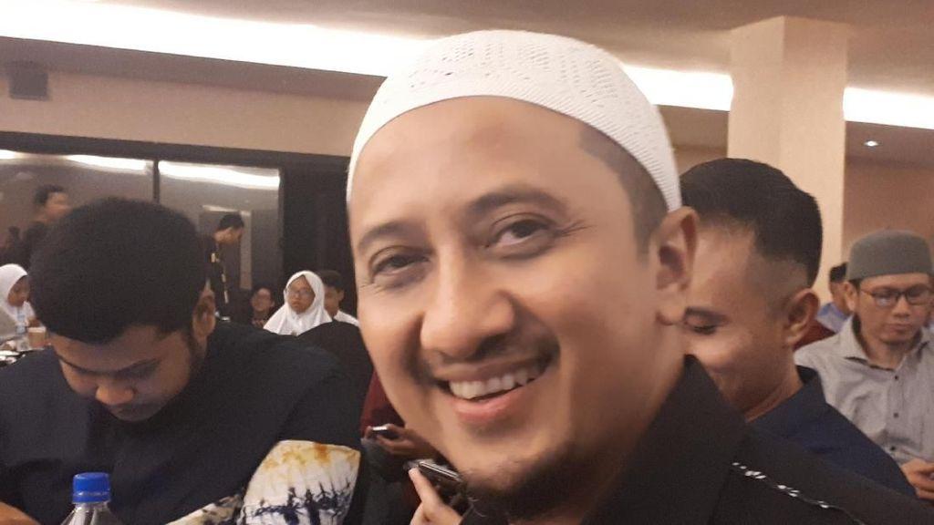 Yusuf Mansur Minta Doa untuk Kesembuhan Aa Gym, Sakit Apa Sih?