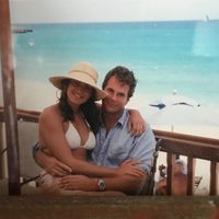Pesan Romantis Cindy Crawford untuk Suami di Ultah ke-20 Pernikahan