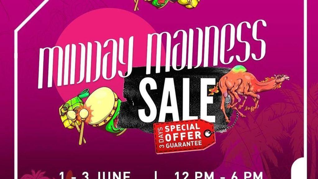 Kuningan City Gelar Midday Madness Sale, Berburu Diskon Siang Hari