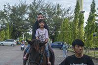 Ngabuburit di Pekanbaru, Bisa Coba Memanah sampai Berkuda