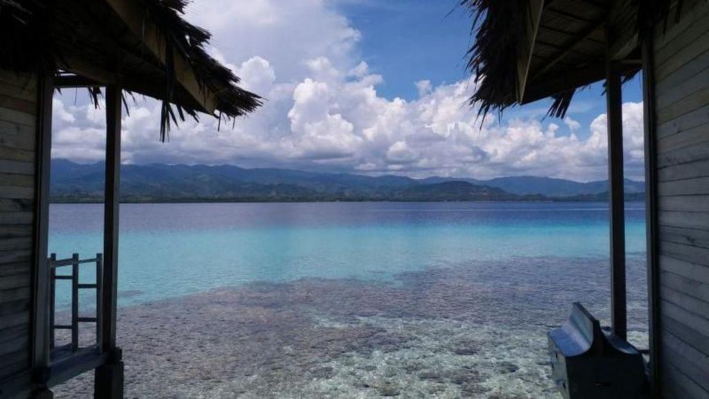 Pulo Cinta di Gorontalo, Tidak Kalah dengan Maldives