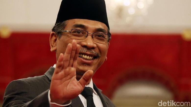 Yahya Staquf Tak Bahas Palestina di Israel, Gerindra Kritik Jokowi