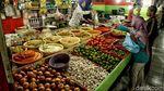 Harga Bumbu Dapur dan Sayuran Masih Stabil