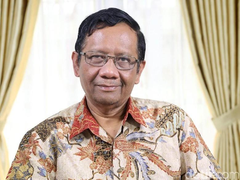 LSI: TGB dan Mahfud MD Masuk Cawapres Ideal Jokowi dari Tokoh Agama
