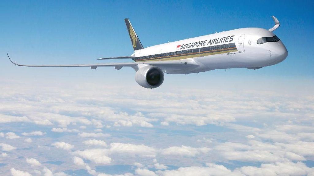 Singapore Airlines Siap Terbang Non Stop ke New York