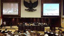 Paripurna Laporan BPK 2017, 57 Anggota DPD RI Absen